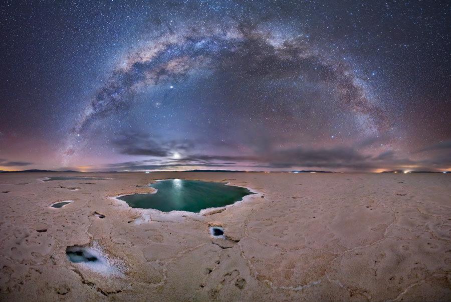 Gonzalo Santile camara para fotografia de paisaje