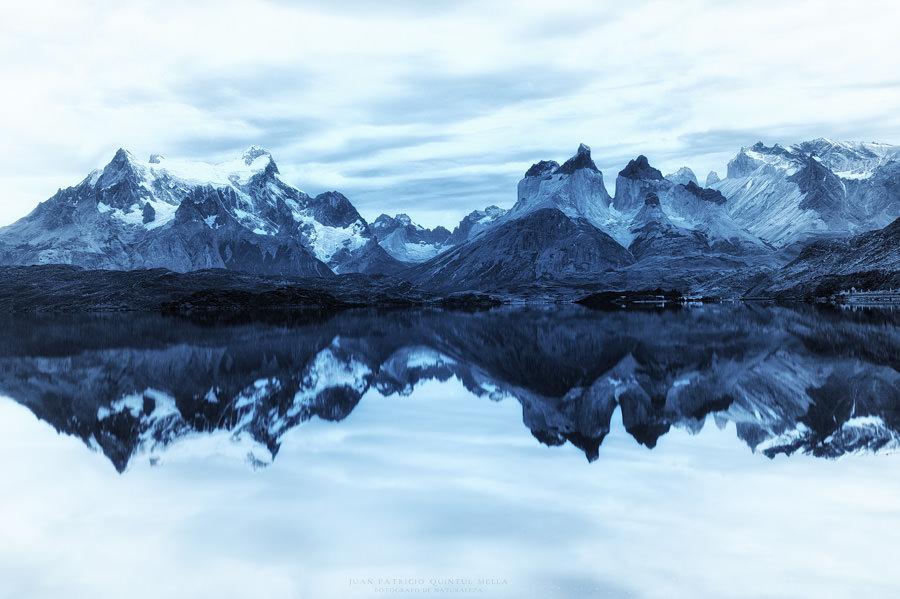 Juan Quintul equipo fotografico paisajes